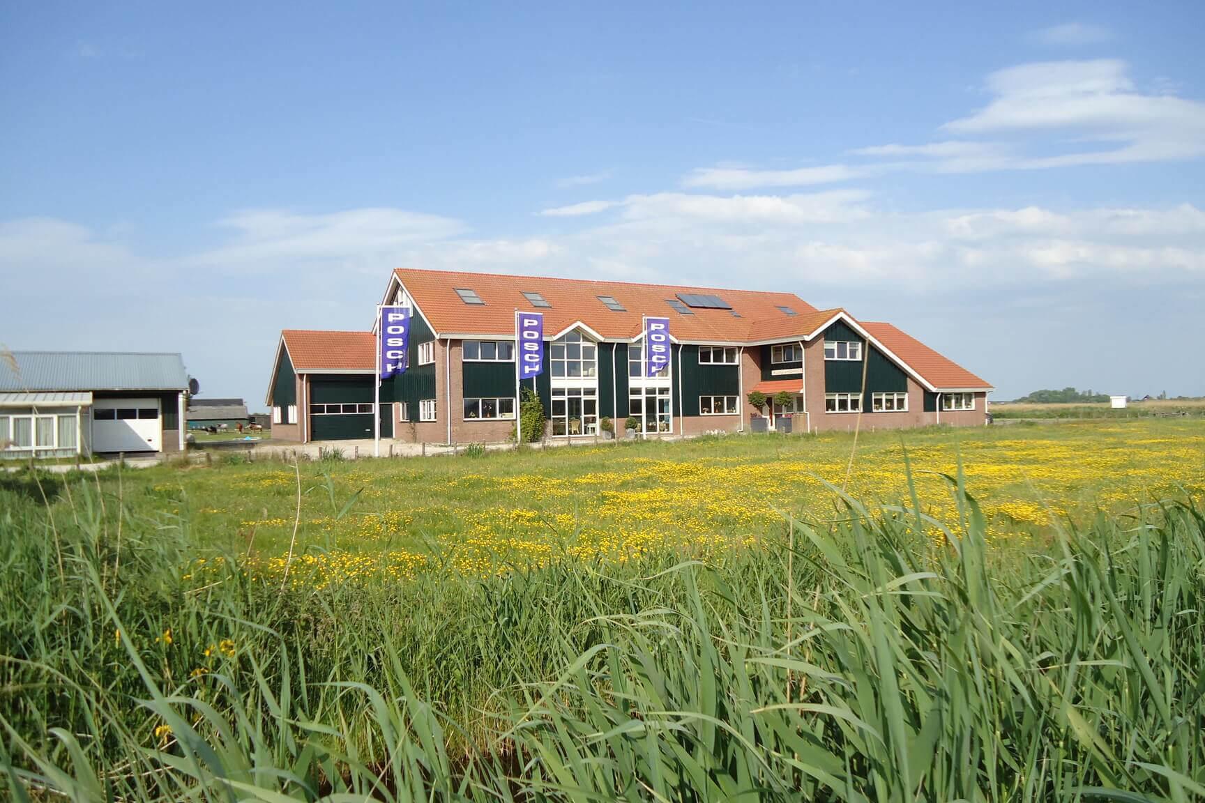 Tijdelijke woonruimte en wooncomfort in Oostzaan